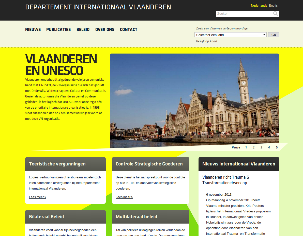 Vlaanderen Internationaal