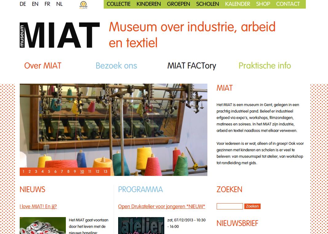 MIAT Museum Gent